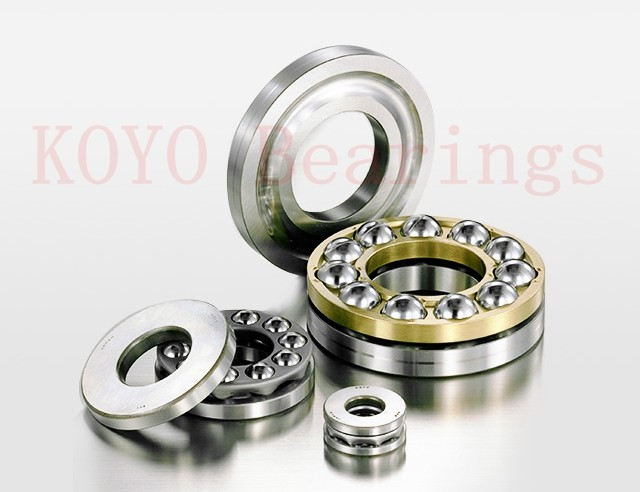 8 mm x 16 mm x 5 mm  KOYO WF688ZZ deep groove ball bearings