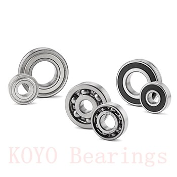 KOYO 37VS4725P-1 needle roller bearings