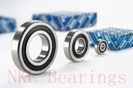320 mm x 480 mm x 160 mm  NKE 24064-MB-W33 spherical roller bearings
