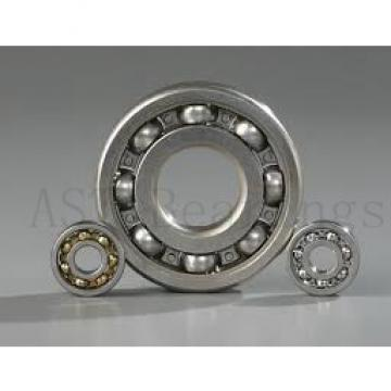 AST SMR74ZZ deep groove ball bearings