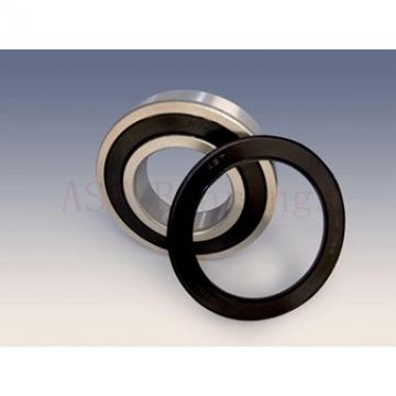 AST FR4-2RS deep groove ball bearings