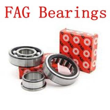 30 mm x 62 mm x 16 mm  FAG QJ206-MPA angular contact ball bearings