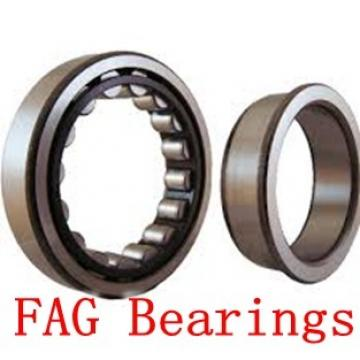 260 mm x 540 mm x 165 mm  FAG NU2352-EX-M1 cylindrical roller bearings