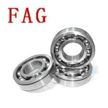17 mm x 40 mm x 12 mm  FAG 6203-2Z deep groove ball bearings