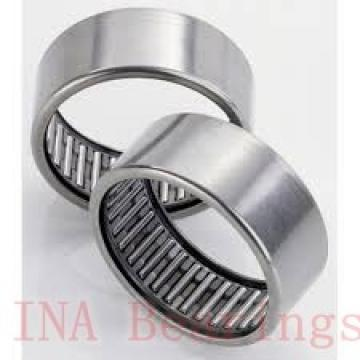 127 mm x 146,05 mm x 12,7 mm  INA CSXU 050.2RS angular contact ball bearings