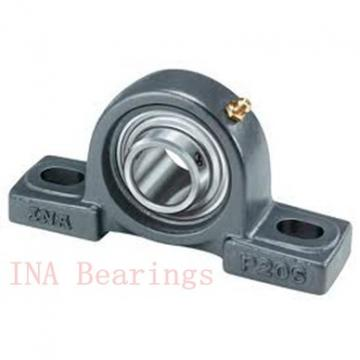 90 mm x 125 mm x 52 mm  INA SL14 918 cylindrical roller bearings