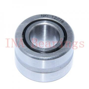 INA D39-1/2 thrust ball bearings