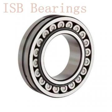 7 mm x 17 mm x 5 mm  ISB 697 deep groove ball bearings