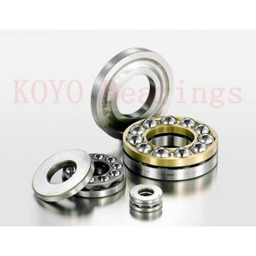 17 mm x 35 mm x 10 mm  KOYO 7003 angular contact ball bearings
