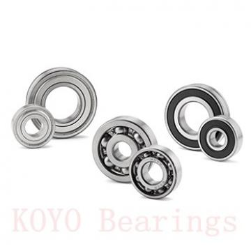 170 mm x 360 mm x 72 mm  KOYO NJ334 cylindrical roller bearings