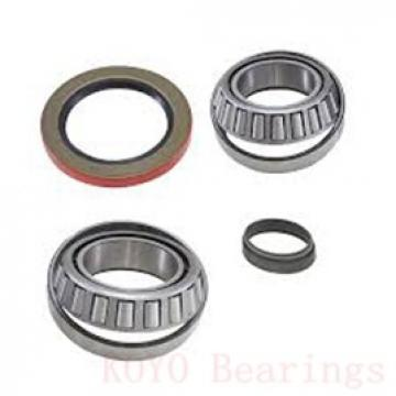 90 mm x 160 mm x 30 mm  KOYO 6218BI angular contact ball bearings