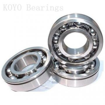 40 mm x 80 mm x 18 mm  KOYO 3NC6208HT4 GF deep groove ball bearings