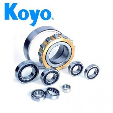 160 mm x 290 mm x 48 mm  KOYO NF232 cylindrical roller bearings