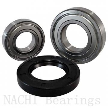 75 mm x 115 mm x 20 mm  NACHI 7015DB angular contact ball bearings