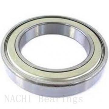 12 mm x 37 mm x 12 mm  NACHI 7301C angular contact ball bearings