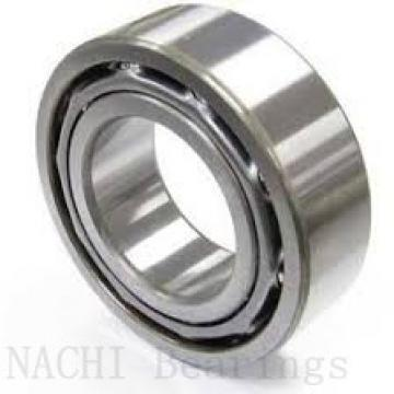 30 mm x 72 mm x 27 mm  NACHI NU 2306 E cylindrical roller bearings