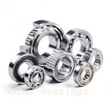 10 mm x 26 mm x 11 mm  NACHI MU000+ER deep groove ball bearings