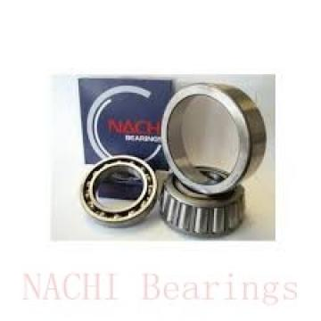 60 mm x 120 mm x 20 mm  NACHI 60TAB12DF thrust ball bearings