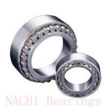 60 mm x 130 mm x 31 mm  NACHI 7312C angular contact ball bearings