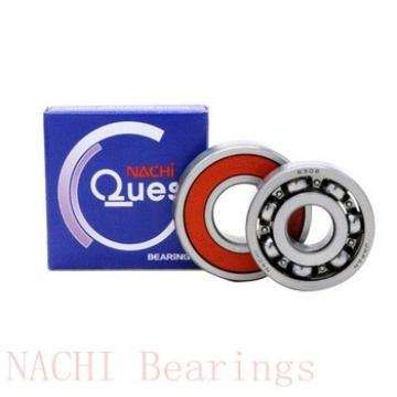 75 mm x 160 mm x 37 mm  NACHI 7315DT angular contact ball bearings
