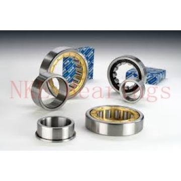 30 mm x 72 mm x 19 mm  NKE 7306-BE-TVP angular contact ball bearings
