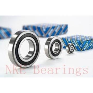 100 mm x 170 mm x 15 mm  NKE 54224-MP thrust ball bearings