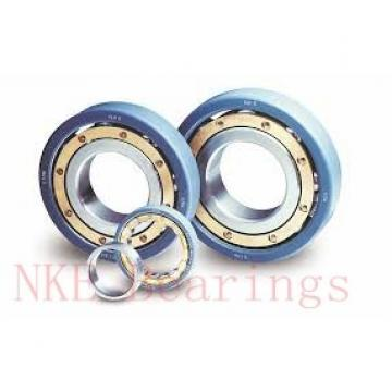 45 mm x 85 mm x 19 mm  NKE 6209 deep groove ball bearings