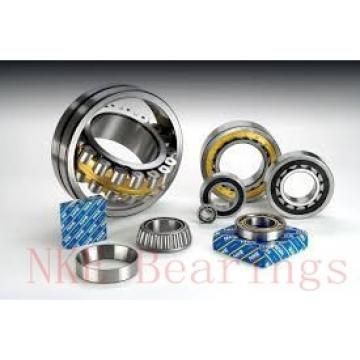 90 mm x 190 mm x 43 mm  NKE NJ318-E-M6+HJ318-E cylindrical roller bearings