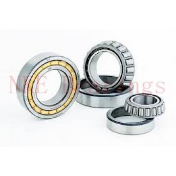 45 mm x 85 mm x 23 mm  NKE NJ2209-E-MPA cylindrical roller bearings