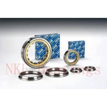 100 mm x 215 mm x 47 mm  NKE NUP320-E-M6 cylindrical roller bearings