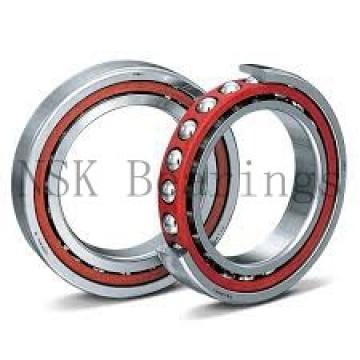 38 mm x 74 mm x 50 mm  NSK 38BWD06D angular contact ball bearings