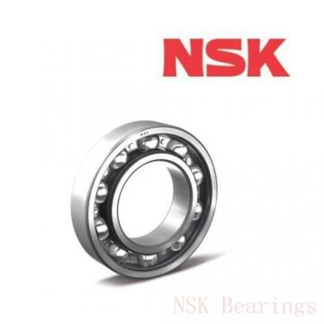 85 mm x 120 mm x 18 mm  NSK 85BER19H angular contact ball bearings