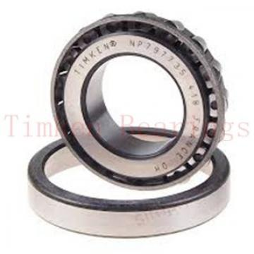 254 mm x 393,7 mm x 69,85 mm  Timken EE275100/275155 tapered roller bearings