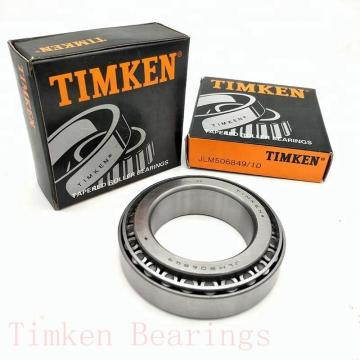 107,95 mm x 168,275 mm x 36,512 mm  Timken 56425/56662 tapered roller bearings