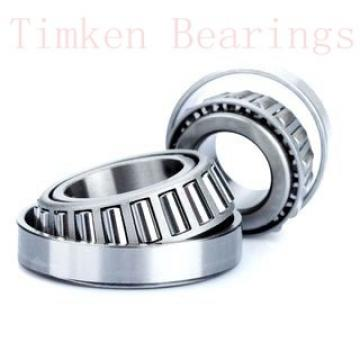 Timken 53162/53376D tapered roller bearings