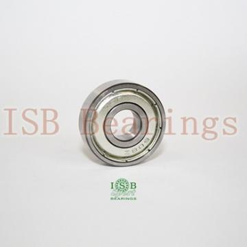 30 mm x 62 mm x 23,8 mm  ISB 3206-2RS angular contact ball bearings