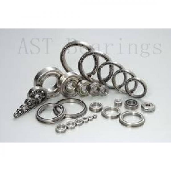 AST H71919AC angular contact ball bearings #4 image