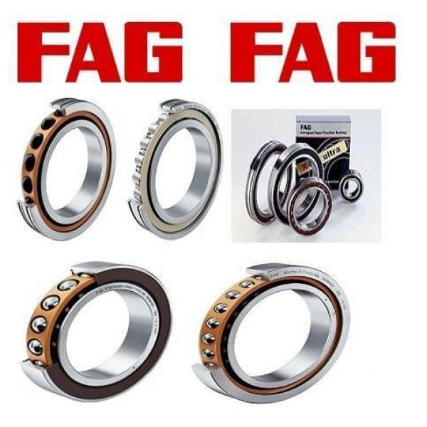 42 mm x 78 mm x 41 mm  FAG FW9241 angular contact ball bearings #1 image