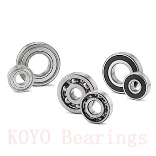 50,8 mm x 82,55 mm x 22,225 mm  KOYO LM104949/LM104911 tapered roller bearings #2 image