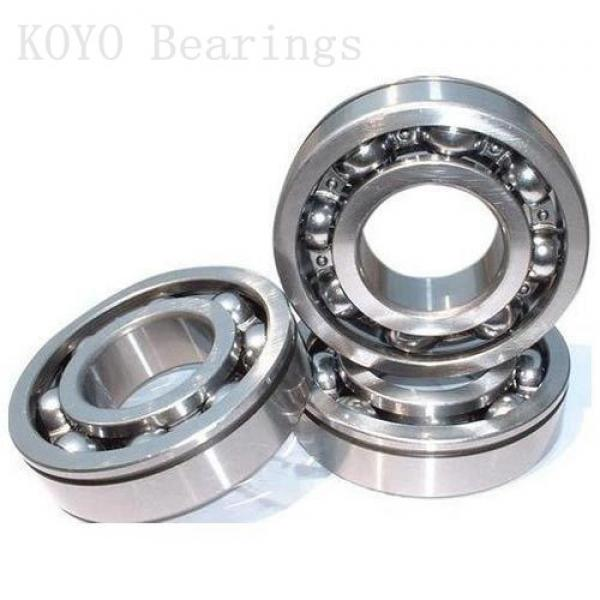 209,55 mm x 355,6 mm x 66,675 mm  KOYO 96825/96140 tapered roller bearings #1 image