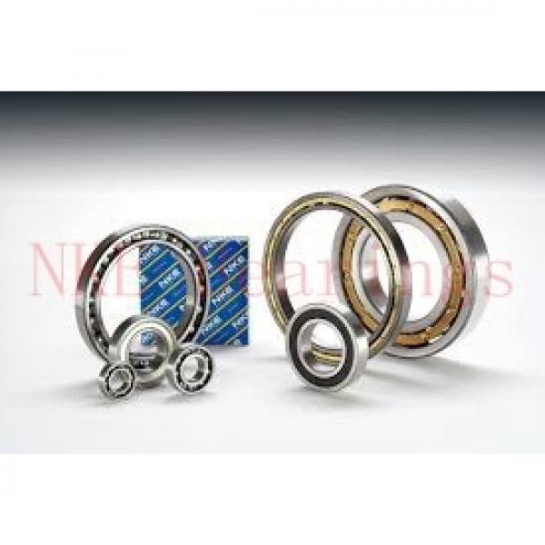 40 mm x 80 mm x 18 mm  NKE 6208-N deep groove ball bearings #1 image