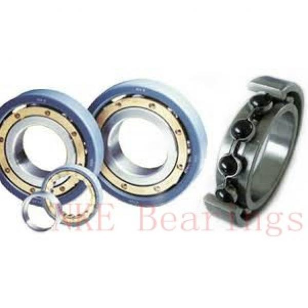 40 mm x 80 mm x 18 mm  NKE 6208-N deep groove ball bearings #2 image
