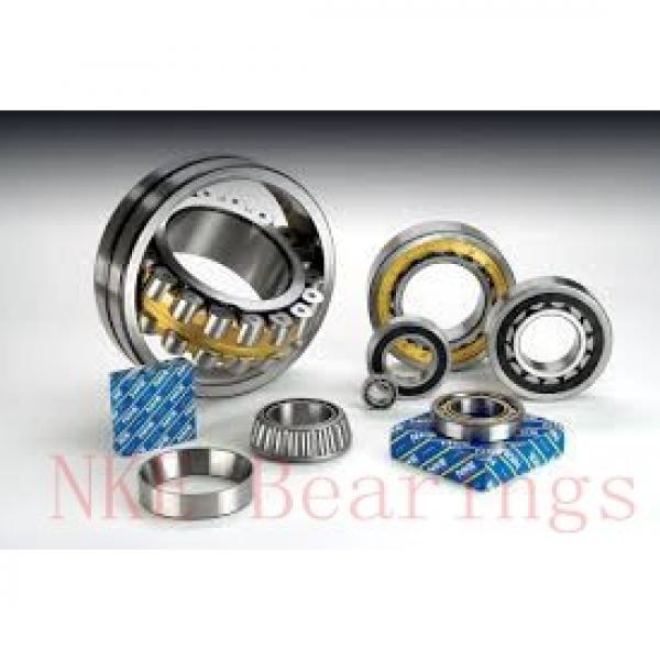 40 mm x 80 mm x 18 mm  NKE 6208-N deep groove ball bearings #4 image