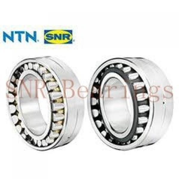70 mm x 100 mm x 16 mm  SNR ML71914CVUJ74S angular contact ball bearings #1 image